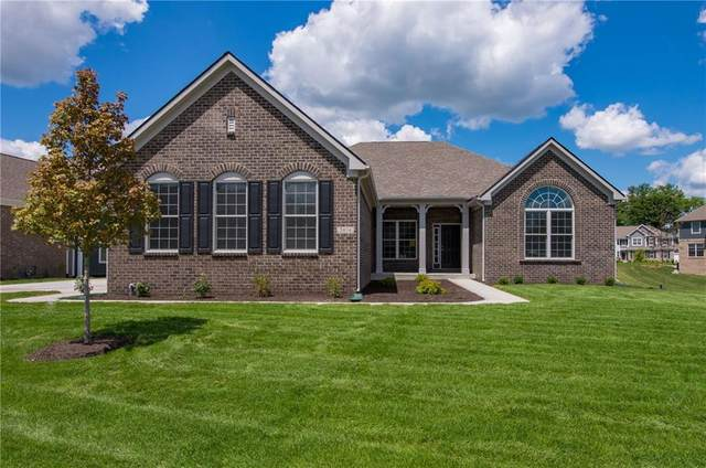5074 Saddle Creek Lane, Noblesville, IN 46062 (MLS #21704808) :: David Brenton's Team