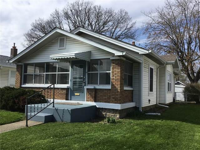 1022 E Berwyn Street, Indianapolis, IN 46203 (MLS #21704903) :: Anthony Robinson & AMR Real Estate Group LLC