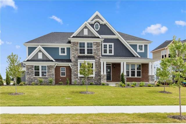 4825 Aberdeen Drive, Zionsville, IN 46077 (MLS #21705470) :: Anthony Robinson & AMR Real Estate Group LLC