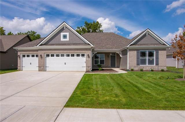 4160 Backstretch Lane, Bargersville, IN 46106 (MLS #21715079) :: Ferris Property Group