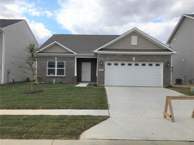 2758 Pointe Harbour Drive, Indianapolis, IN 46229 (MLS #21716381) :: The Evelo Team
