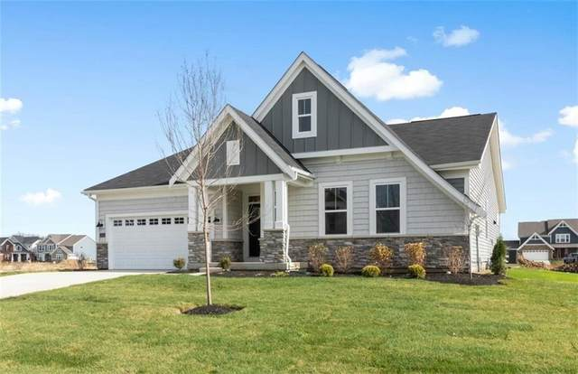 7813 Sunset Ridge Parkway, Indianapolis, IN 46237 (MLS #21716917) :: AR/haus Group Realty
