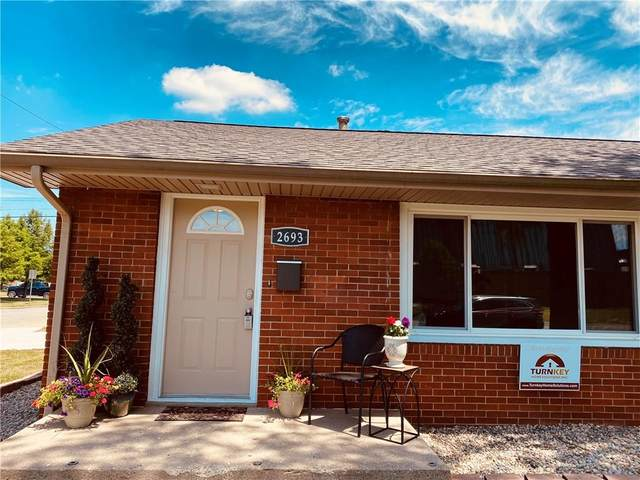 2693 Forest Drive, Columbus, IN 47201 (MLS #21718544) :: Anthony Robinson & AMR Real Estate Group LLC