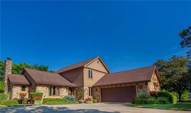 1021 Gray Squirrel Drive, Pendleton, IN 46064 (MLS #21718561) :: Anthony Robinson & AMR Real Estate Group LLC