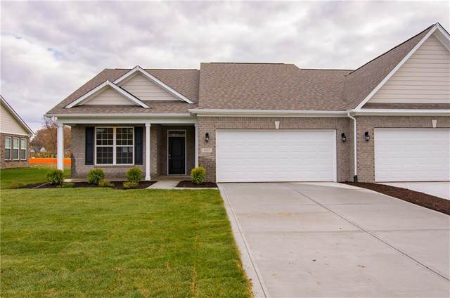 6337 Filly Circle, Indianapolis, IN 46260 (MLS #21721278) :: Anthony Robinson & AMR Real Estate Group LLC