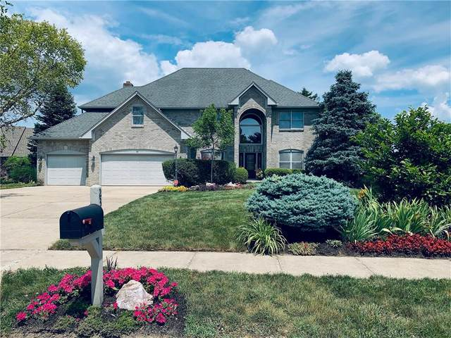 2306 Whispering Way, Indianapolis, IN 46239 (MLS #21721651) :: The ORR Home Selling Team