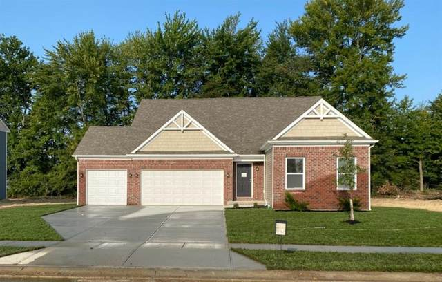 263 Abby Lane, Batesville, IN 47006 (MLS #21722475) :: Richwine Elite Group