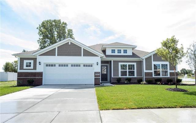 8435 Aria Lane, Brownsburg, IN 46112 (MLS #21724085) :: Ferris Property Group