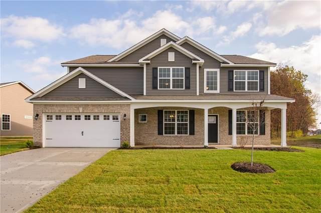 1715 S Foudray Circle, Avon, IN 46123 (MLS #21725593) :: Heard Real Estate Team | eXp Realty, LLC