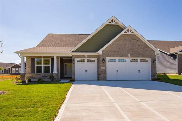 6841 Ben Riley Court, Plainfield, IN 46168 (MLS #21726238) :: Corbett & Company