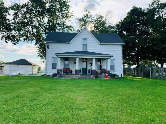 4189 N Us Hwy 231, Crawfordsville, IN 47933 (MLS #21728586) :: The Indy Property Source