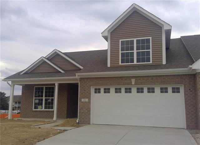 172 Mcrae Way, Greenwood, IN 46143 (MLS #21730277) :: Mike Price Realty Team - RE/MAX Centerstone