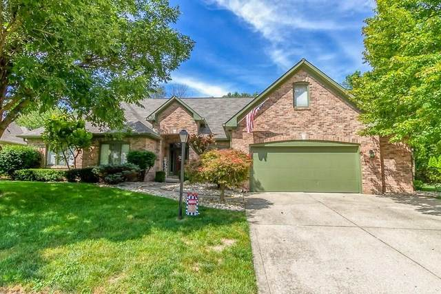 7604 Freedom Woods Drive, Indianapolis, IN 46259 (MLS #21731785) :: Mike Price Realty Team - RE/MAX Centerstone