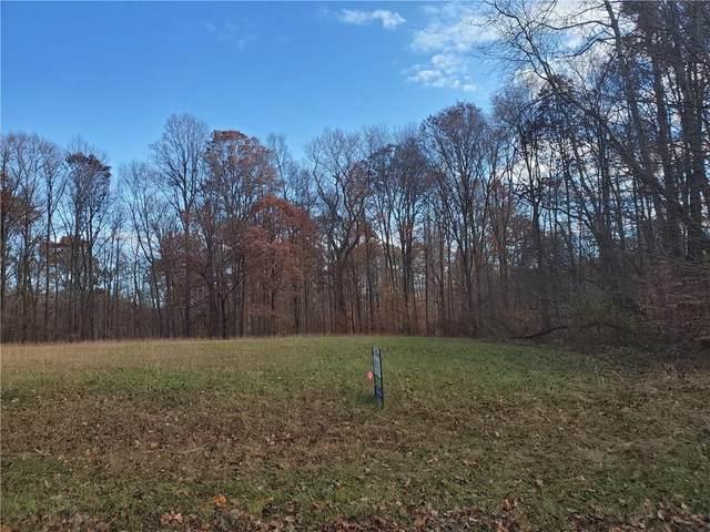 1460 NE Kutenai Trail, Greensburg, IN 47240 (MLS #21735420) :: AR/haus Group Realty