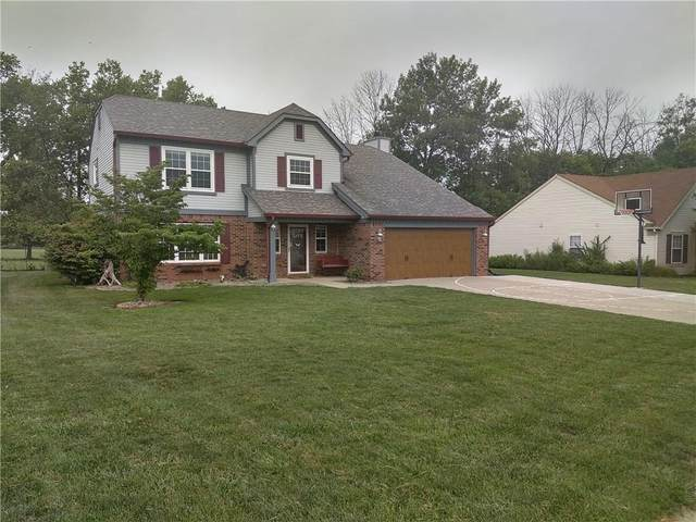 326 Stoneybrook Grove Drive, Greenwood, IN 46142 (MLS #21735603) :: Anthony Robinson & AMR Real Estate Group LLC