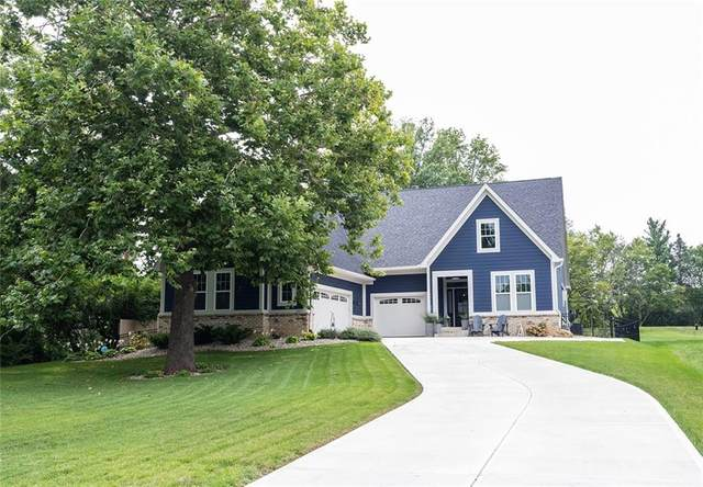 5851 75th Street, Indianapolis, IN 46250 (MLS #21736256) :: Richwine Elite Group