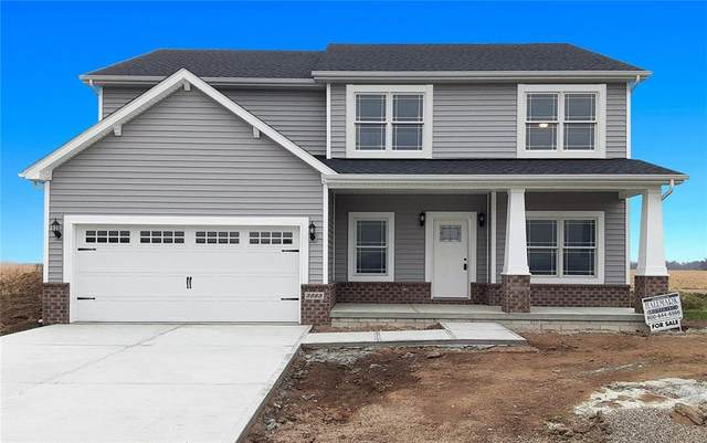 3265 Myrtle Drive, Lapel, IN 46051 (MLS #21738683) :: AR/haus Group Realty