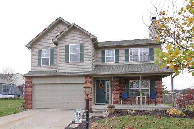 19244 Golden Meadow Way, Noblesville, IN 46060 (MLS #21739124) :: The ORR Home Selling Team