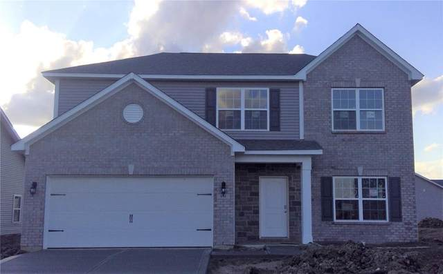 886 Carson Lane, Greenfield, IN 46140 (MLS #21743158) :: Ferris Property Group