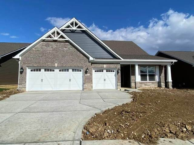 7201 Wooden Grange Drive, Indianapolis, IN 46259 (MLS #21743719) :: The Indy Property Source