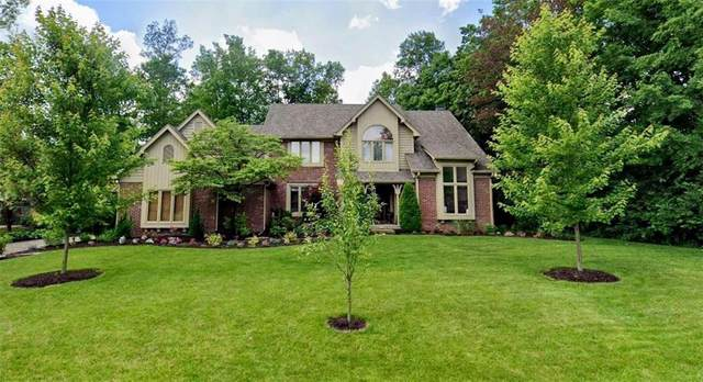 10629 Windjammer Circle, Indianapolis, IN 46236 (MLS #21750638) :: Ferris Property Group