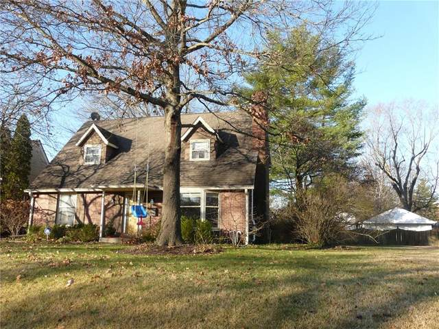 6484 Broadway Street, Indianapolis, IN 46220 (MLS #21751654) :: The ORR Home Selling Team