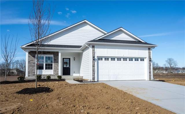12174 Bates Court, Noblesville, IN 46060 (MLS #21752649) :: The Evelo Team