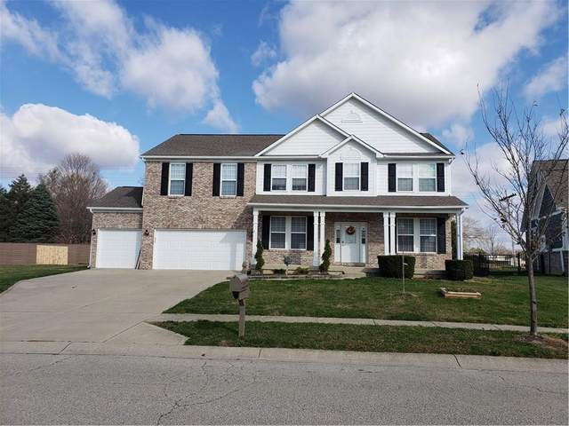 18796 Cromarty Circle, Noblesville, IN 46062 (MLS #21752678) :: The Evelo Team