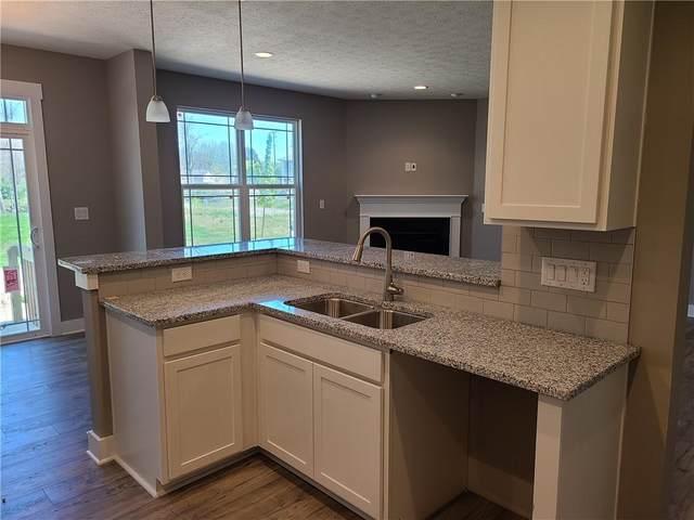 8266 Glacier Ridge Drive, Fishers, IN 46038 (MLS #21756319) :: Keller & Corbett Real Estate