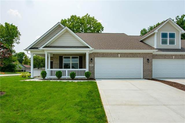 1039 Stallion Court, Indianapolis, IN 46260 (MLS #21760850) :: Dean Wagner Realtors