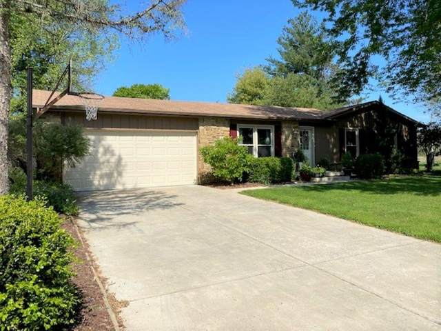 4934 Cottonwood Court N, Columbus, IN 47203 (MLS #21783046) :: AR/haus Group Realty