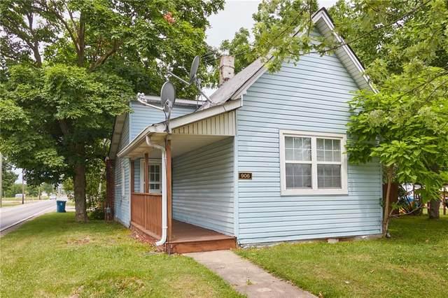 906 S Ohio Street, Sheridan, IN 46069 (MLS #21788132) :: Richwine Elite Group