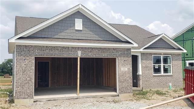 1682 Crossley Street, Fortville, IN 46040 (MLS #21789428) :: The Indy Property Source