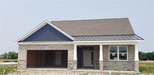 1694 Crossley Street, Fortville, IN 46040 (MLS #21789448) :: The Indy Property Source