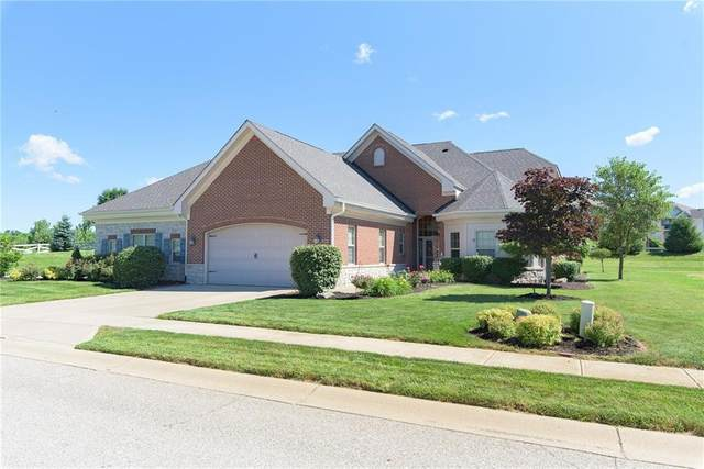 6702 Fox Club Lane, Brownsburg, IN 46112 (MLS #21793461) :: Mike Price Realty Team - RE/MAX Centerstone
