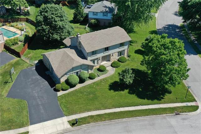 7511 Cape Cod Lane, Indianapolis, IN 46250 (MLS #21793986) :: The Indy Property Source