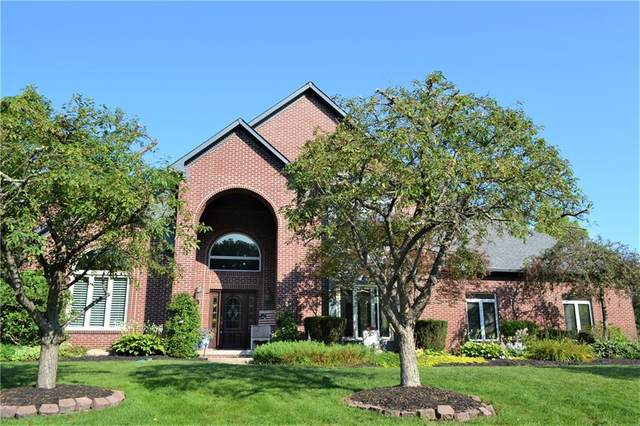 6052 White Ash Court, Avon, IN 46123 (MLS #21795575) :: Mike Price Realty Team - RE/MAX Centerstone
