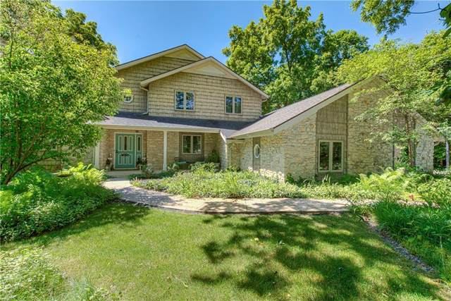 80 Forest Ridge Court, Fishers, IN 46037 (MLS #21797230) :: Pennington Realty Team