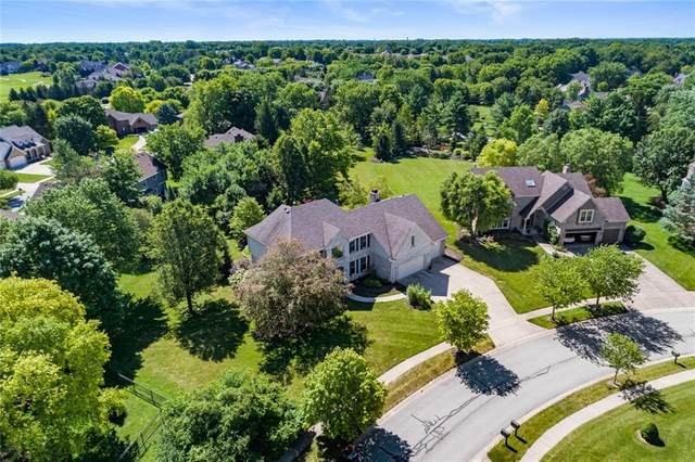 10684 Thorny Ridge Trace, Fishers, IN 46037 (MLS #21799493) :: Mike Price Realty Team - RE/MAX Centerstone