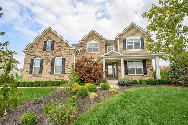 6998 Stoney Ridge Drive, Columbus, IN 47201 (MLS #21817603) :: Mike Price Realty Team - RE/MAX Centerstone