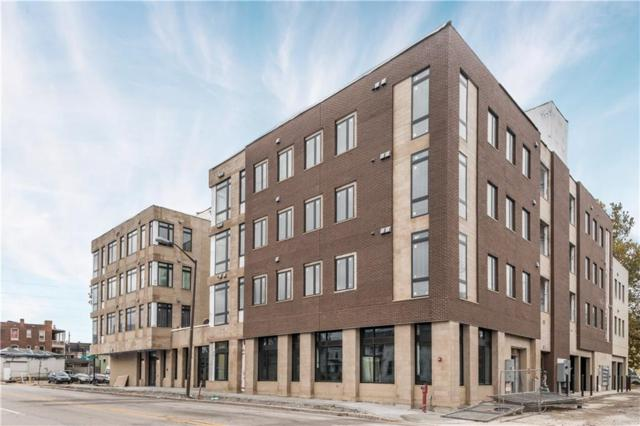 319 E 16th Street #401, Indianapolis, IN 46202 (MLS #21467832) :: David Brenton's Team