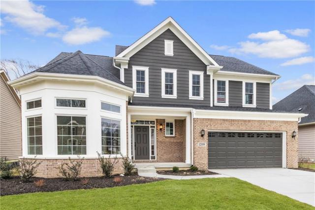12559 Hidden Spring Cove, Fishers, IN 46037 (MLS #21511956) :: RE/MAX Ability Plus