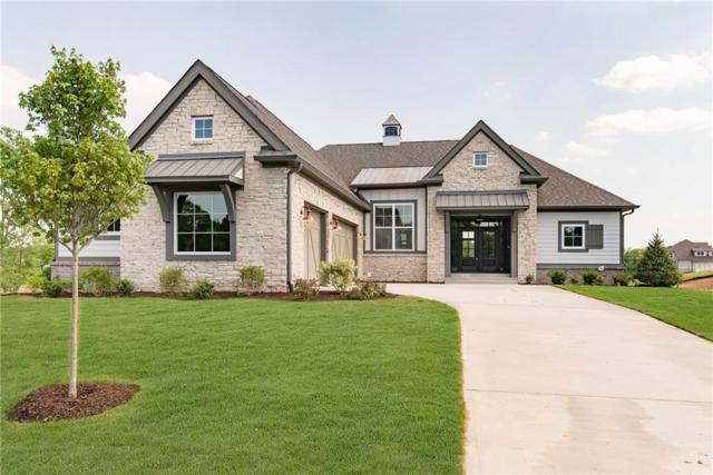 12771 Granite Ridge Circle, Fishers, IN 46038 (MLS #21555123) :: Mike Price Realty Team - RE/MAX Centerstone