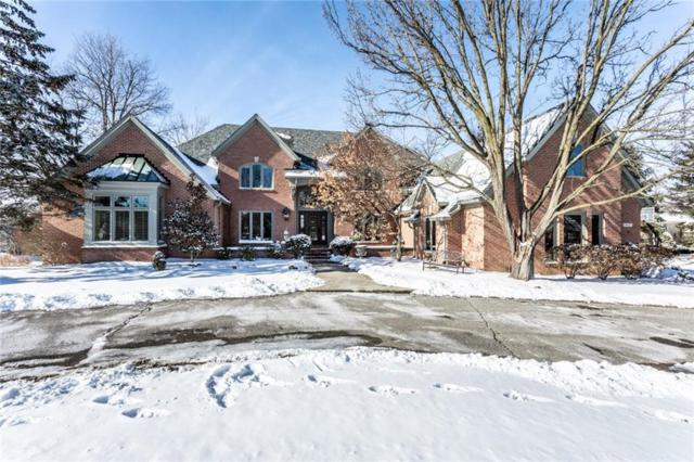9052 Diamond Pointe Drive, Indianapolis, IN 46236 (MLS #21564887) :: Mike Price Realty Team - RE/MAX Centerstone