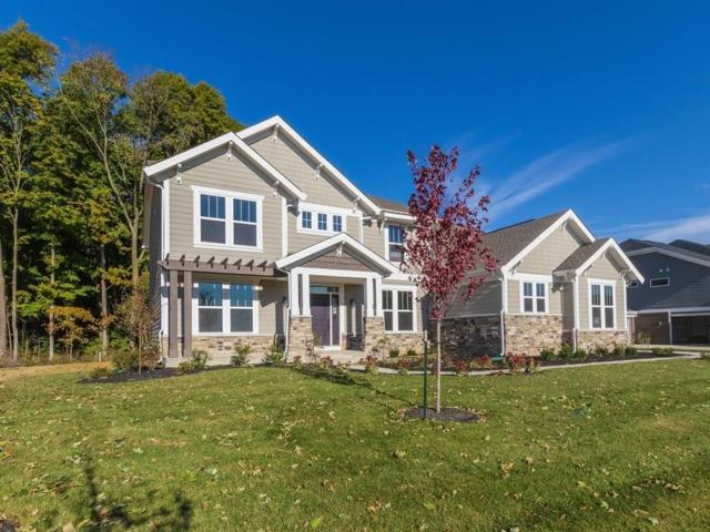 12598 Coastal Place, Fishers, IN 46037 (MLS #21565818) :: Mike Price Realty Team - RE/MAX Centerstone