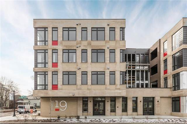 319 E 16th Street #207, Indianapolis, IN 46202 (MLS #21595929) :: The Evelo Team