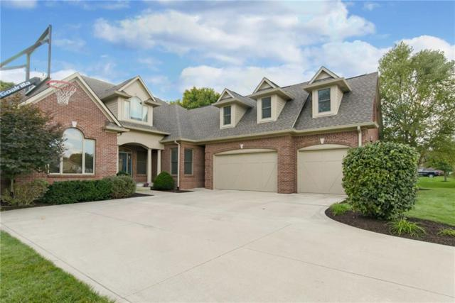 4635 Hampton Lane, Avon, IN 46123 (MLS #21599614) :: The Indy Property Source