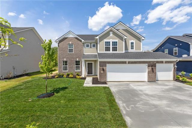 11864 Crossbill Court, Fishers, IN 46060 (MLS #21603152) :: AR/haus Group Realty
