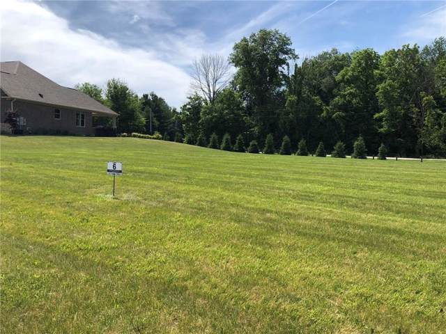 LOT   6 Wexford, Danville, IN 46122 (MLS #21607552) :: Anthony Robinson & AMR Real Estate Group LLC