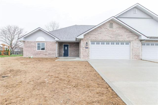 419 Janis Avenue, Pendleton, IN 46064 (MLS #21608269) :: The Indy Property Source
